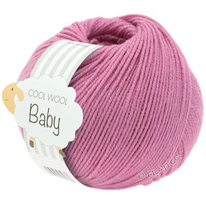 Lana Grossa COOL WOOL Baby 25g | 242-heather