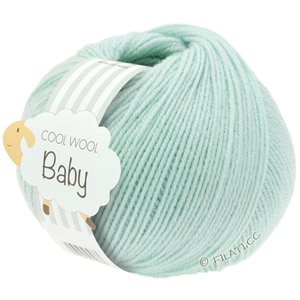 Lana Grossa COOL WOOL Baby 25g | 257-light turquoise