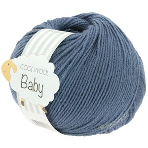Lana Grossa COOL WOOL Baby 25g | 263-pigeon blue