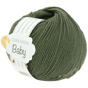 Lana Grossa COOL WOOL Baby 25g | 274-moss green