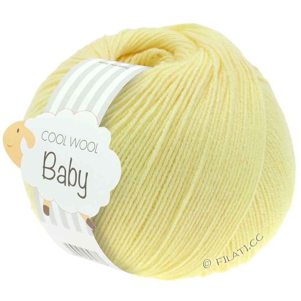 Lana Grossa COOL WOOL Baby | 218-vanilla