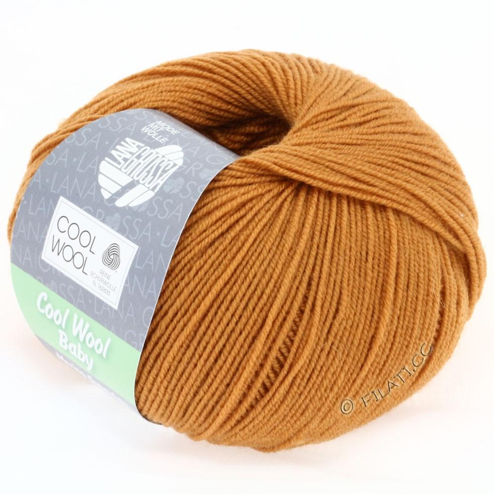Lana Grossa COOL WOOL Baby Uni/Degradé | 233-fawn brown