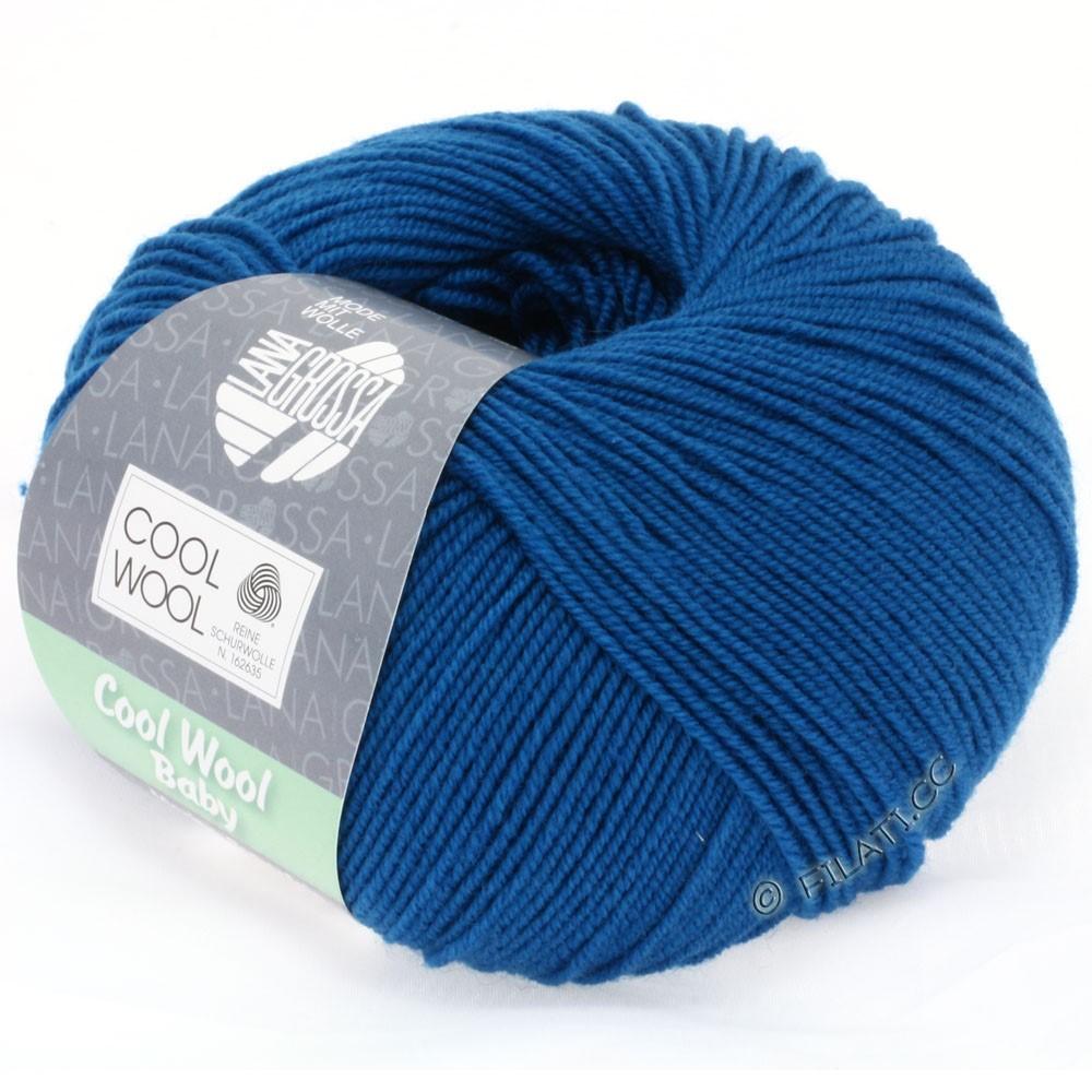 Lana Grossa COOL WOOL Baby | 234-petrol blue