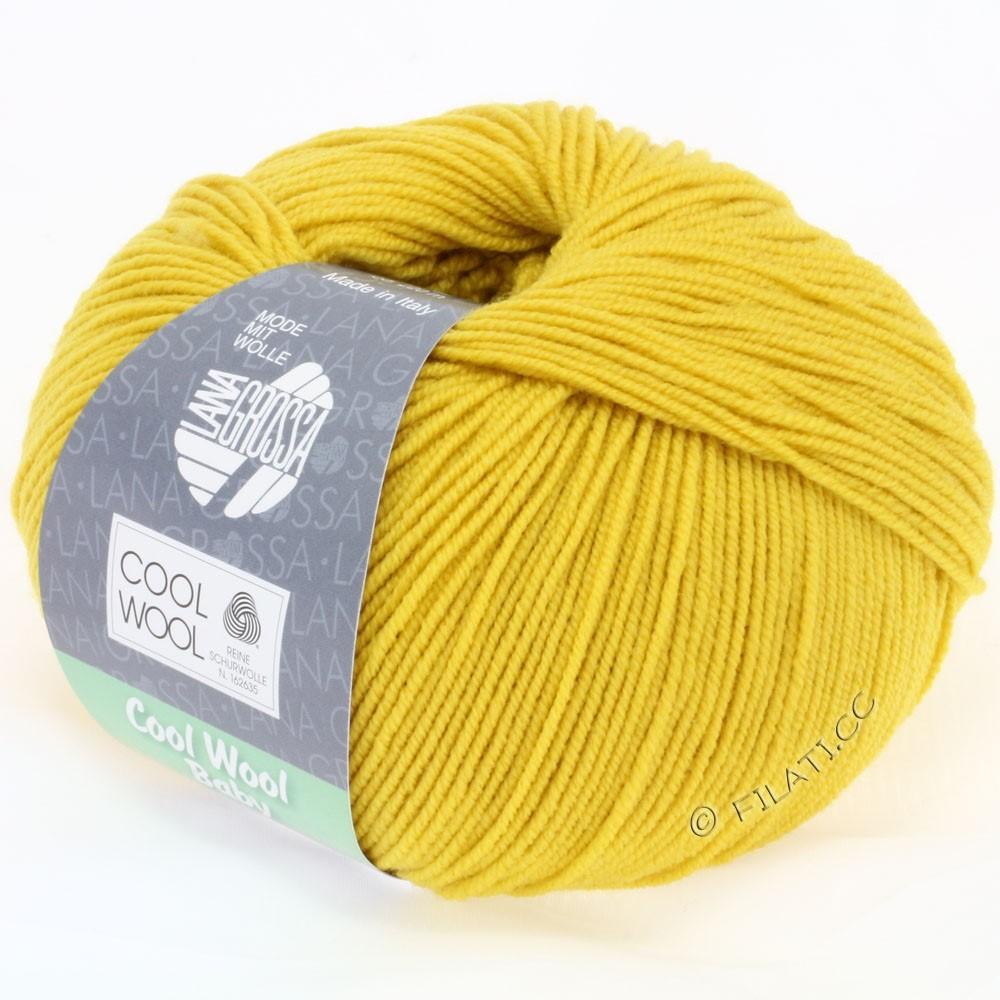 Lana Grossa COOL WOOL Baby | 235-yellow