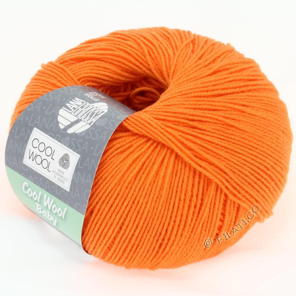 Lana Grossa COOL WOOL Baby | 237-mandarine