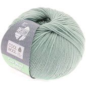 Lana Grossa COOL WOOL Baby | 247-gray-green