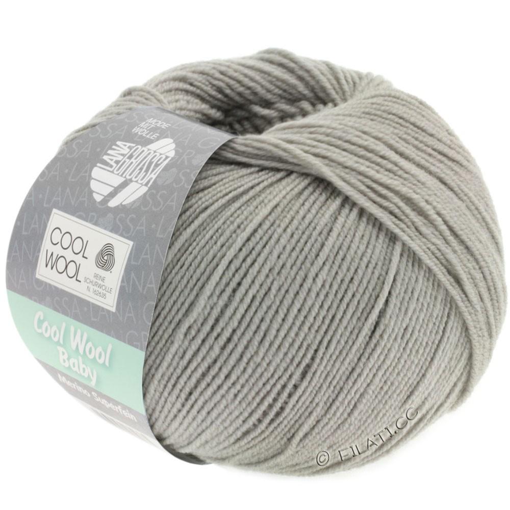 Lana Grossa COOL WOOL Baby | 252-stone gray