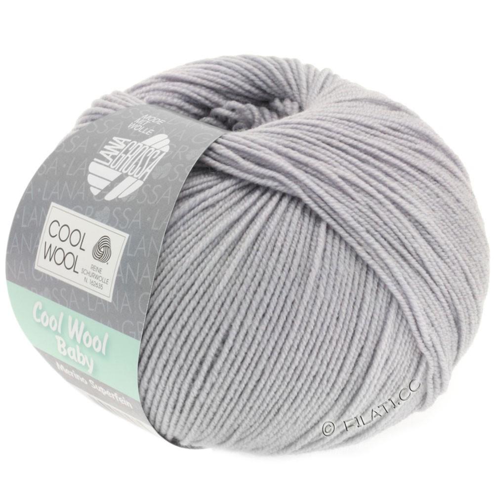 Lana Grossa COOL WOOL Baby | 254-gray lilac