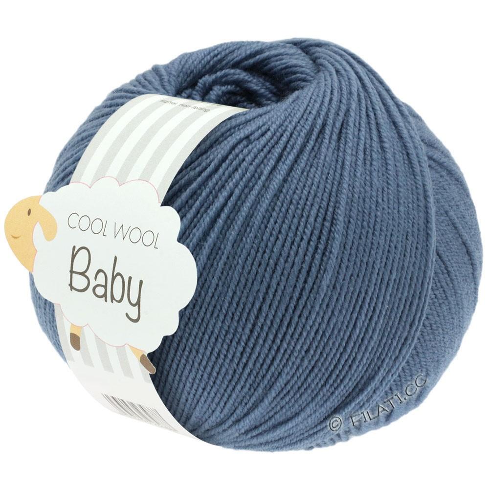 Lana Grossa COOL WOOL Baby | 263-pigeon blue