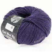 Lana Grossa COOL WOOL big uni/melange | 306-purple mix