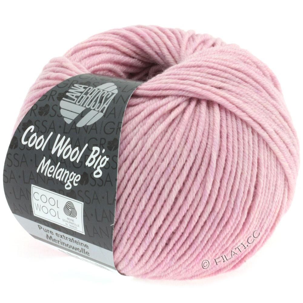 Lana Grossa COOL WOOL big uni/melange/print   0334-rose mix