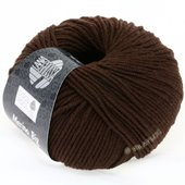 Lana Grossa COOL WOOL big uni/melange | 644-mocca