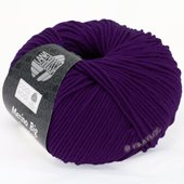 Lana Grossa COOL WOOL big uni/melange | 932-purple