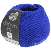 Lana Grossa COOL WOOL big uni/melange | 934-royal