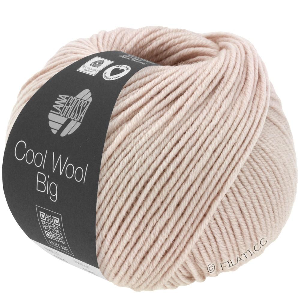 Lana Grossa COOL WOOL big uni/melange/print | 0945-beige