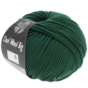 Lana Grossa COOL WOOL Big  Uni/Melange | 0957-sea green