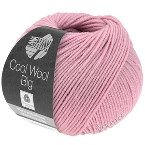 Lana Grossa COOL WOOL Big  Uni/Melange | 0963-rose