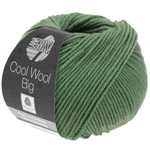 Lana Grossa COOL WOOL Big  Uni/Melange | 0967-reseda green