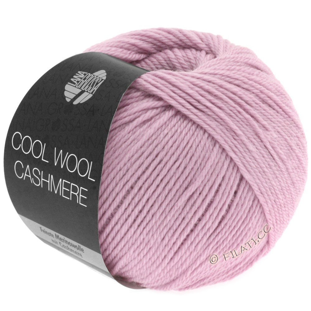 Lana Grossa COOL WOOL Cashmere | 02-lilac