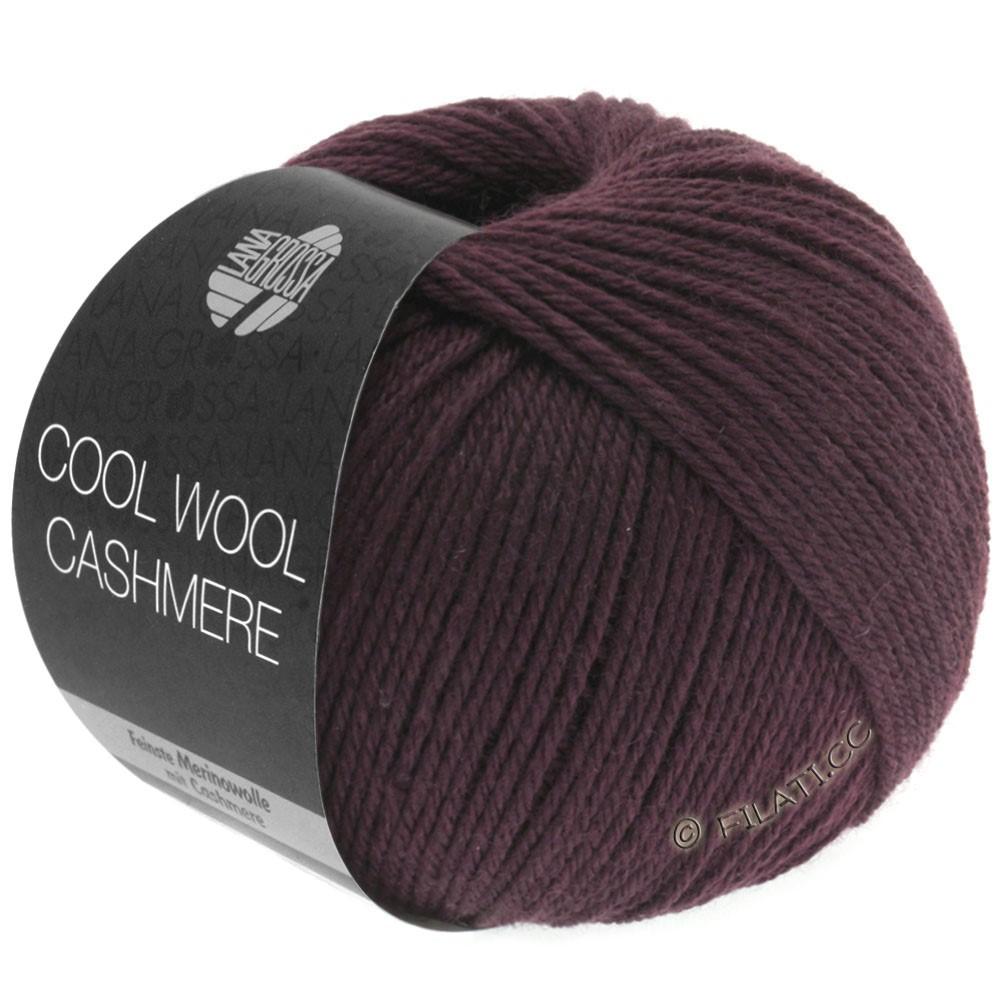 Lana Grossa COOL WOOL Cashmere | 04-dark brown