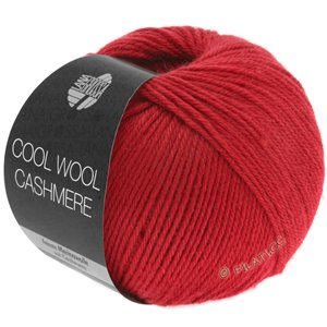Lana Grossa COOL WOOL Cashmere | 05-red