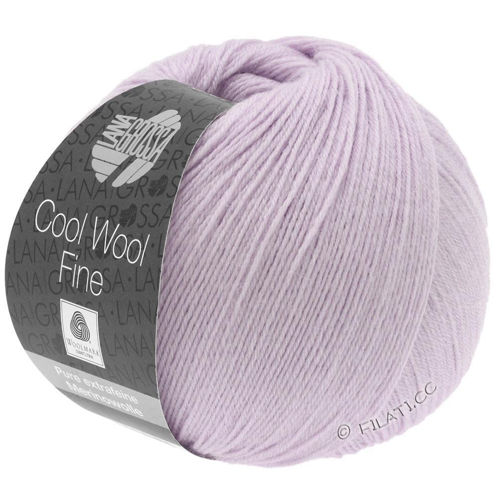 Lana Grossa COOL WOOL Fine | 04-subtle purple
