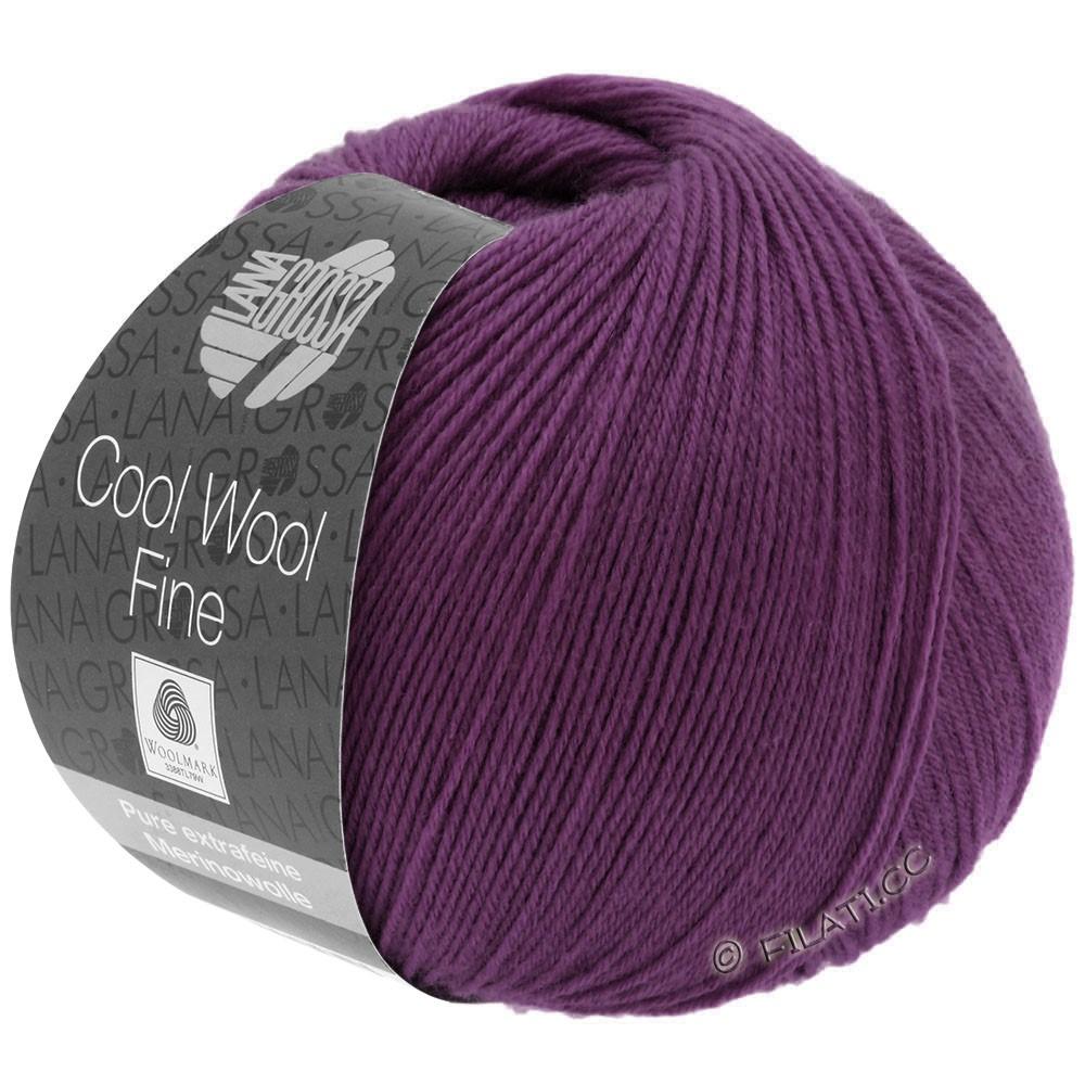 Lana Grossa COOL WOOL Fine | 05-purple