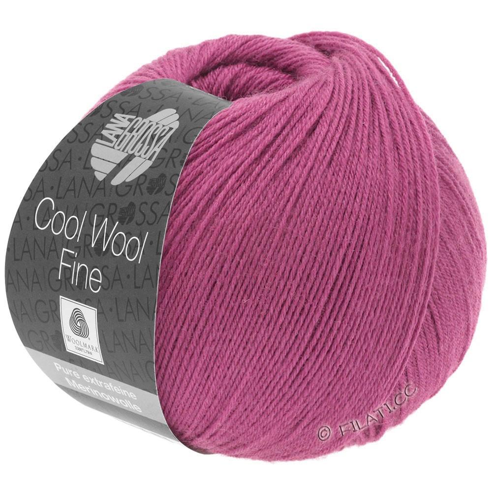 Lana Grossa COOL WOOL Fine | 06-purple