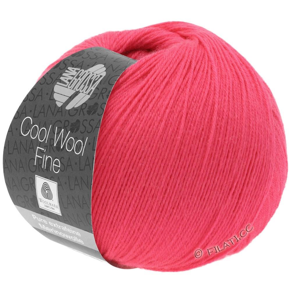 Lana Grossa COOL WOOL Fine | 07-raspberry