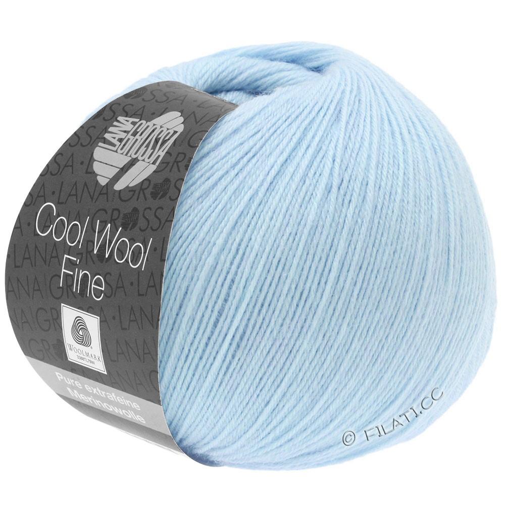 Lana Grossa COOL WOOL Fine | 13-light blue