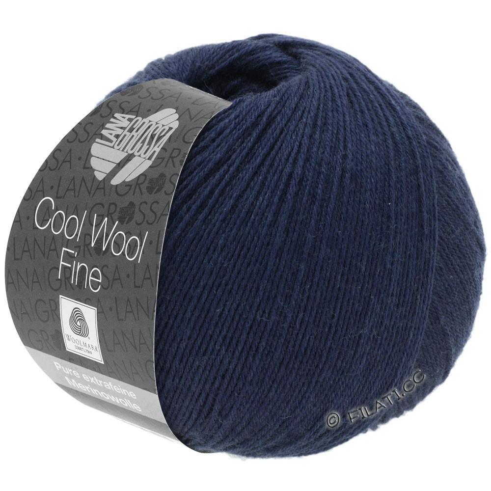 Lana Grossa COOL WOOL Fine | 15-night blue