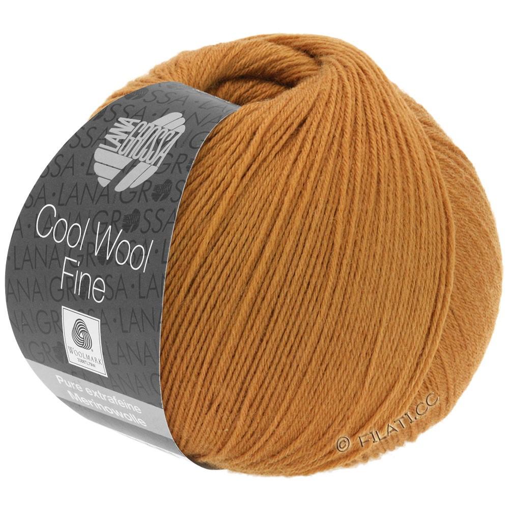 Lana Grossa COOL WOOL Fine | 20-caramel