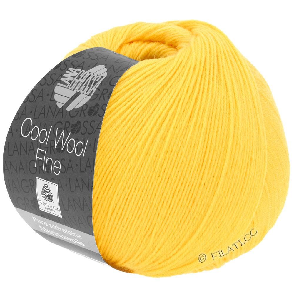 Lana Grossa COOL WOOL Fine | 22-yellow