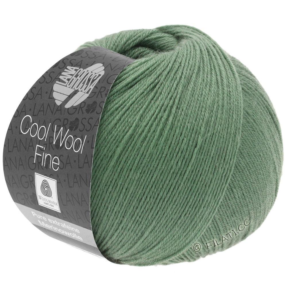 Lana Grossa COOL WOOL Fine | 25-turquoise green