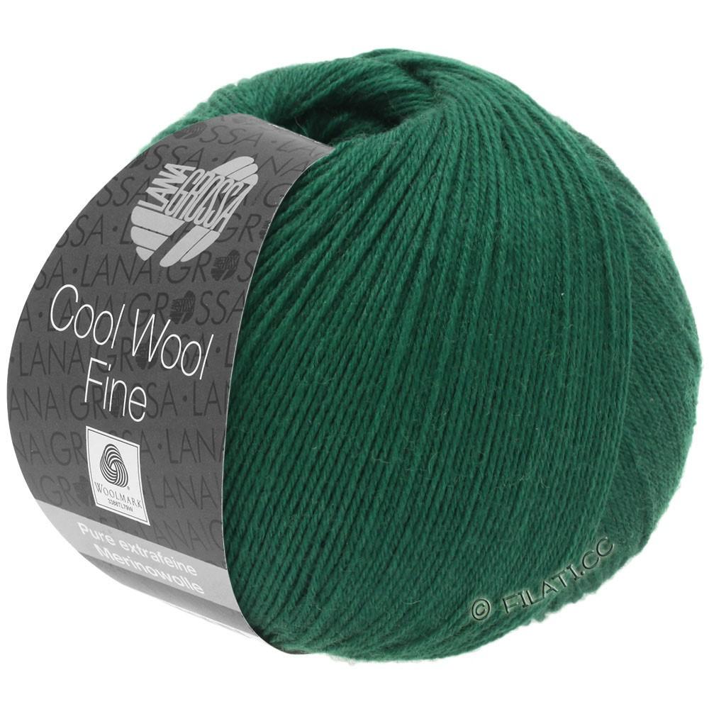Lana Grossa COOL WOOL Fine | 27-bottle green