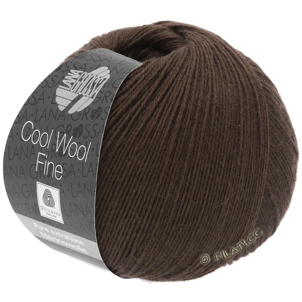 Lana Grossa COOL WOOL Fine | 34-mocha