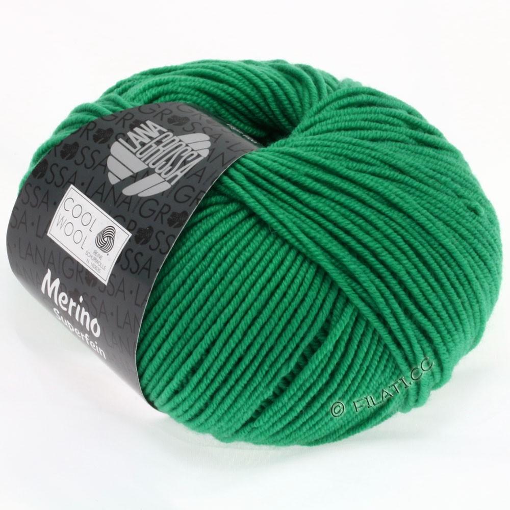 Lana Grossa COOL WOOL   Uni/Melange/Neon | 2003-emerald