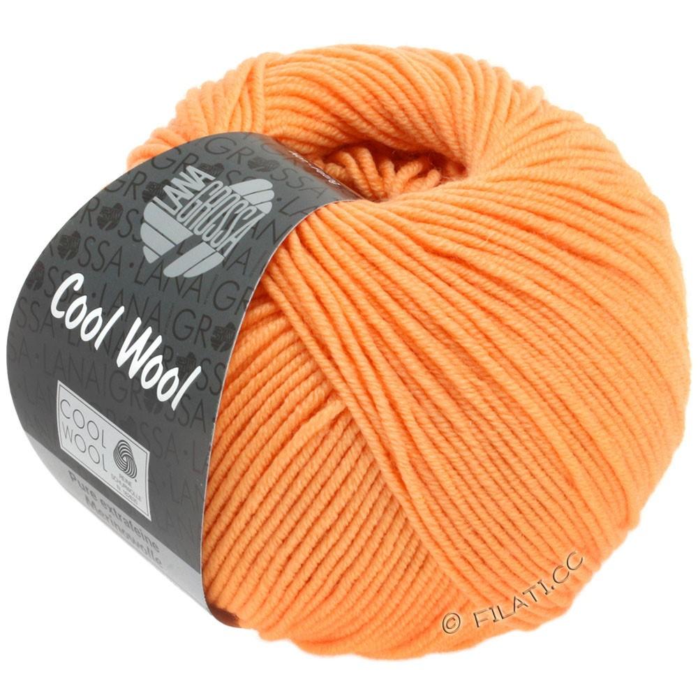 Lana Grossa COOL WOOL   Uni/Melange/Neon | 2029-apricot