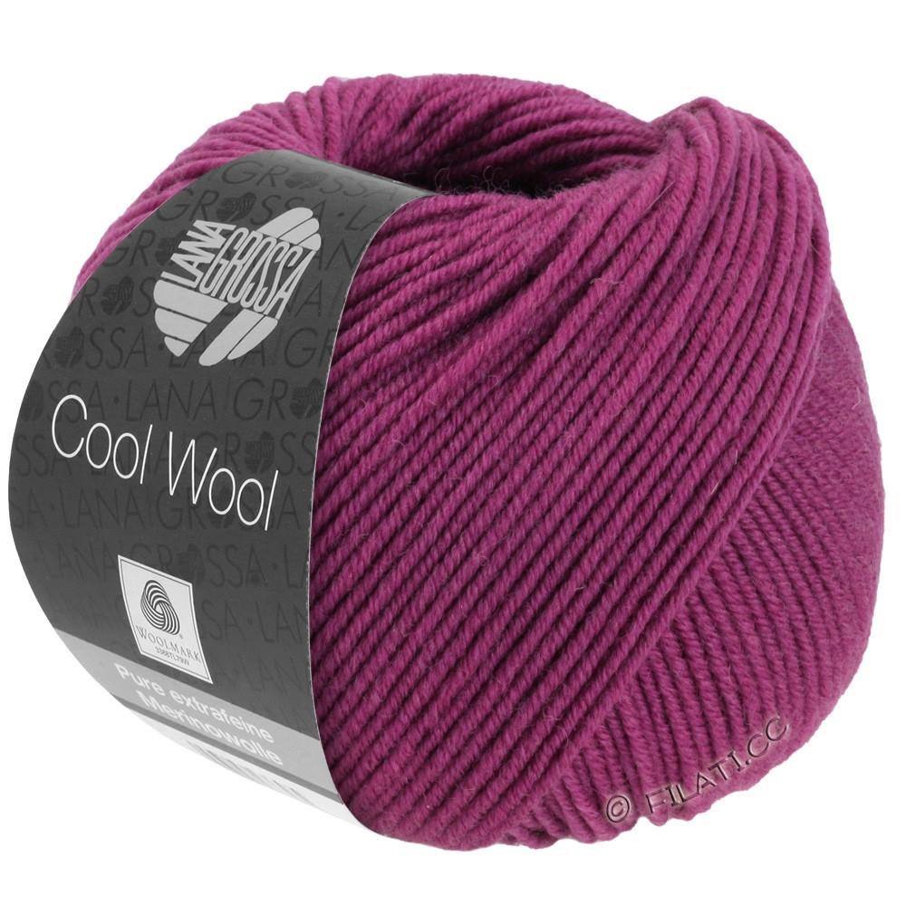 Lana Grossa COOL WOOL   Uni/Melange/Neon | 2044-purple