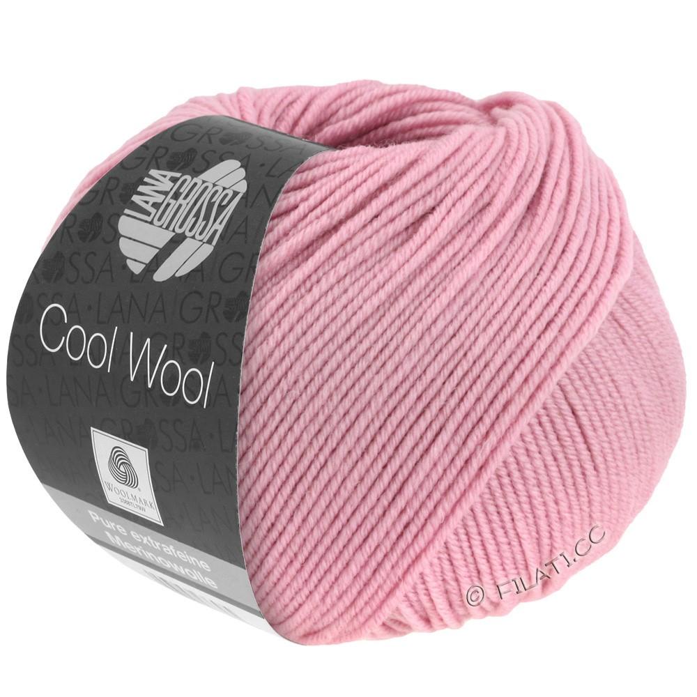 Lana Grossa COOL WOOL   Uni/Melange/Neon | 2045-antique pink