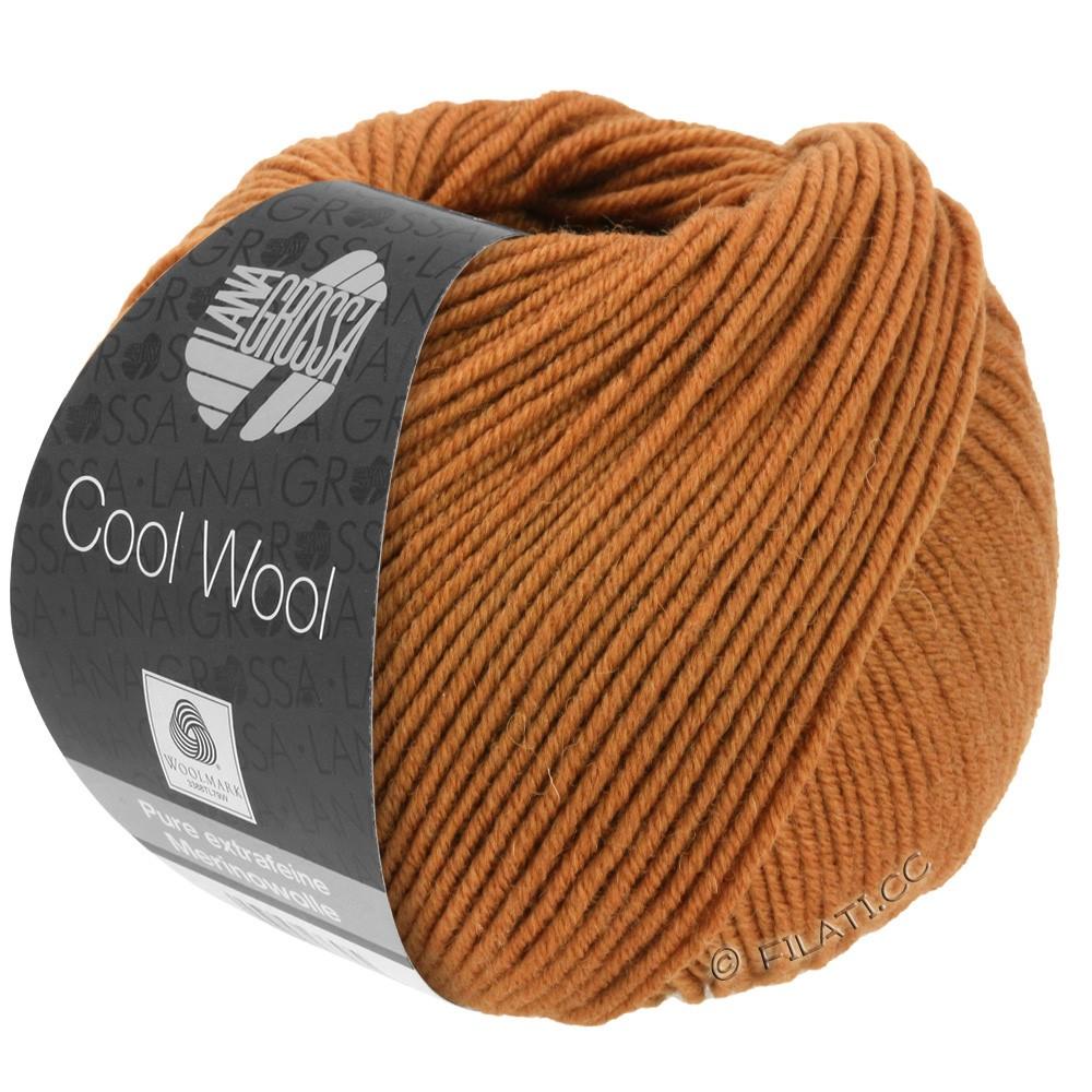 Lana Grossa COOL WOOL   Uni/Melange/Neon | 2054-caramel