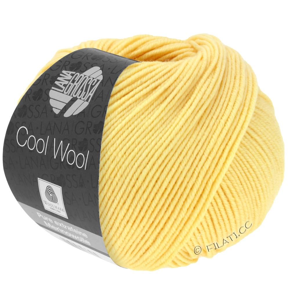 Lana Grossa COOL WOOL   Uni/Melange/Neon | 0411-vanilla