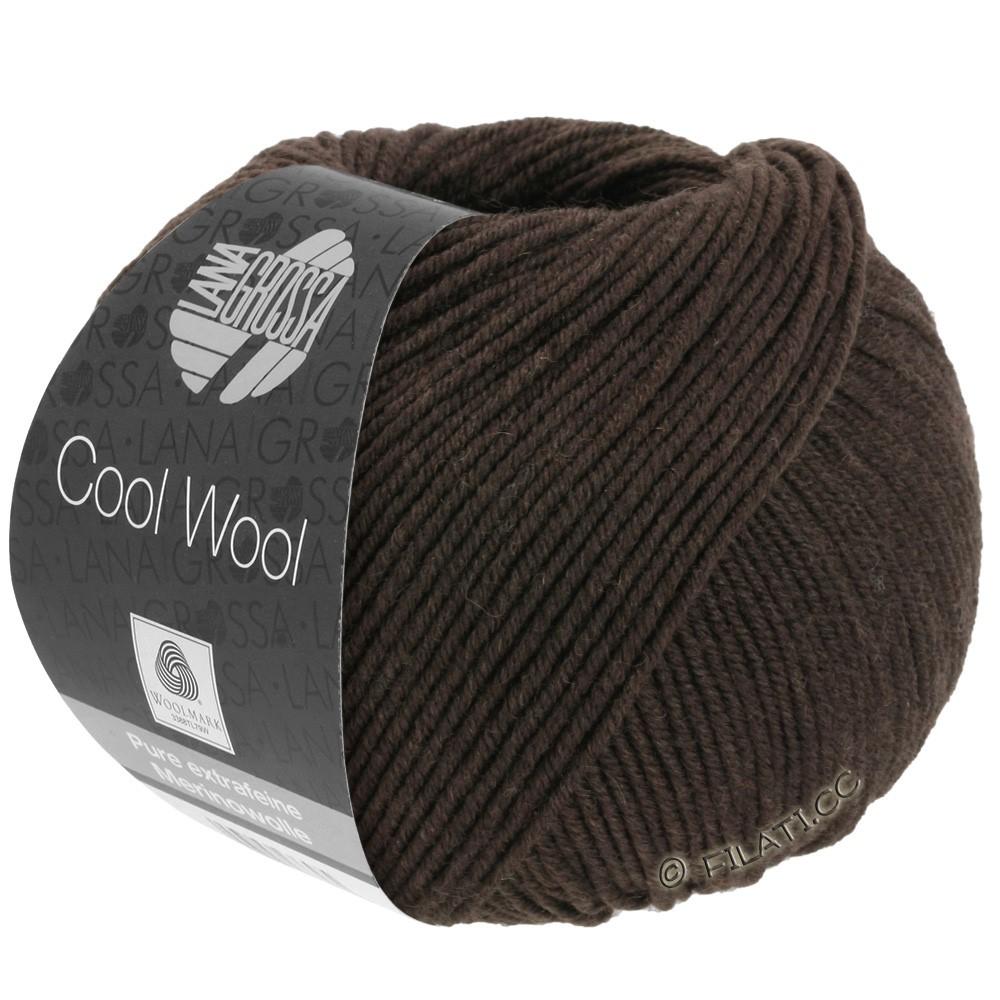 Lana Grossa COOL WOOL   Uni/Melange/Neon | 0436-mocha