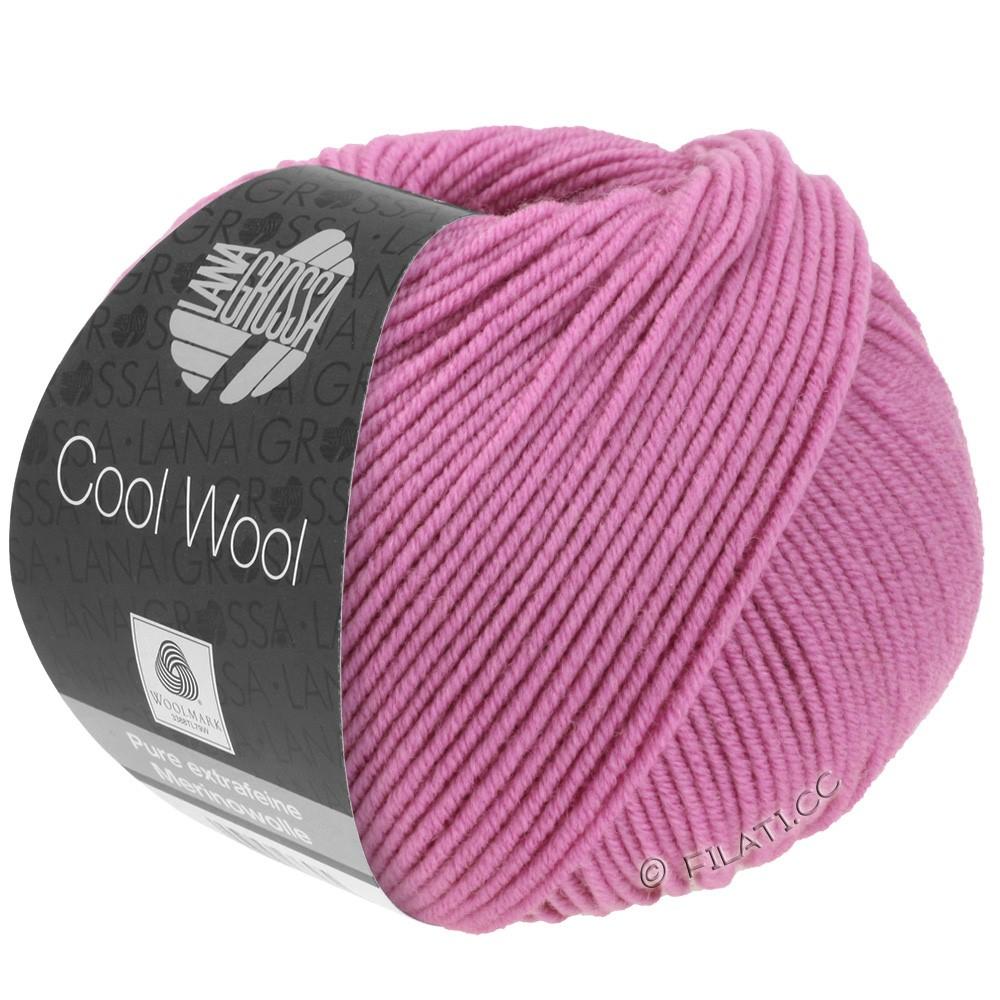 Lana Grossa COOL WOOL   Uni/Melange/Neon | 0530-fuchsia