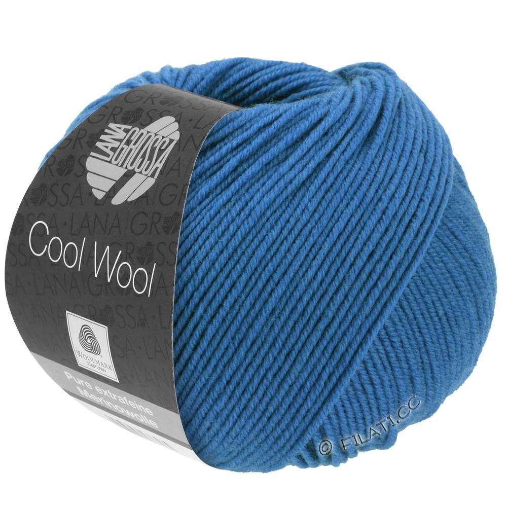 Lana Grossa COOL WOOL  Uni/Melange/Print/Degradé/Neon | 0555-cobalt blue