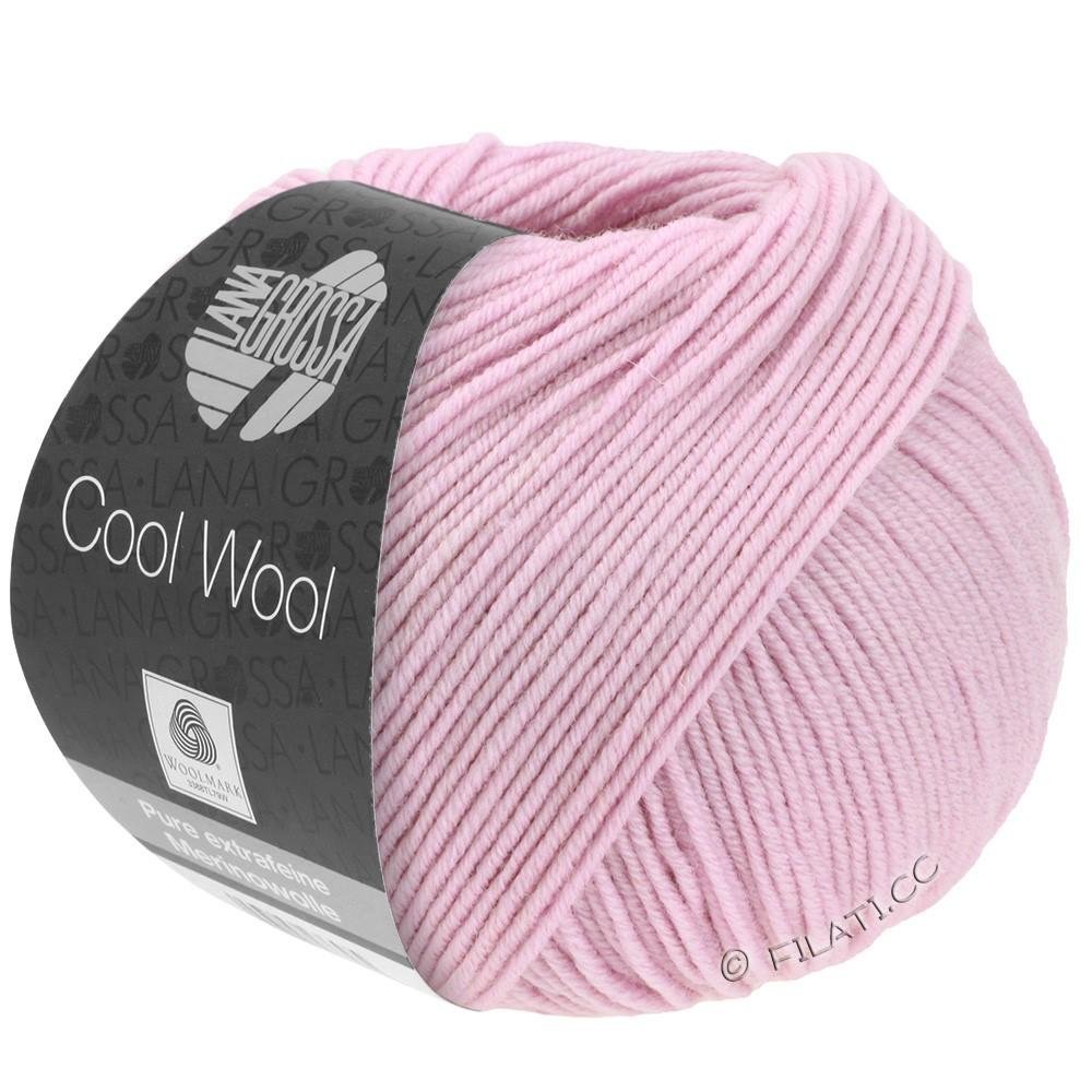 Lana Grossa COOL WOOL   Uni/Melange/Neon | 0580-lilac rose