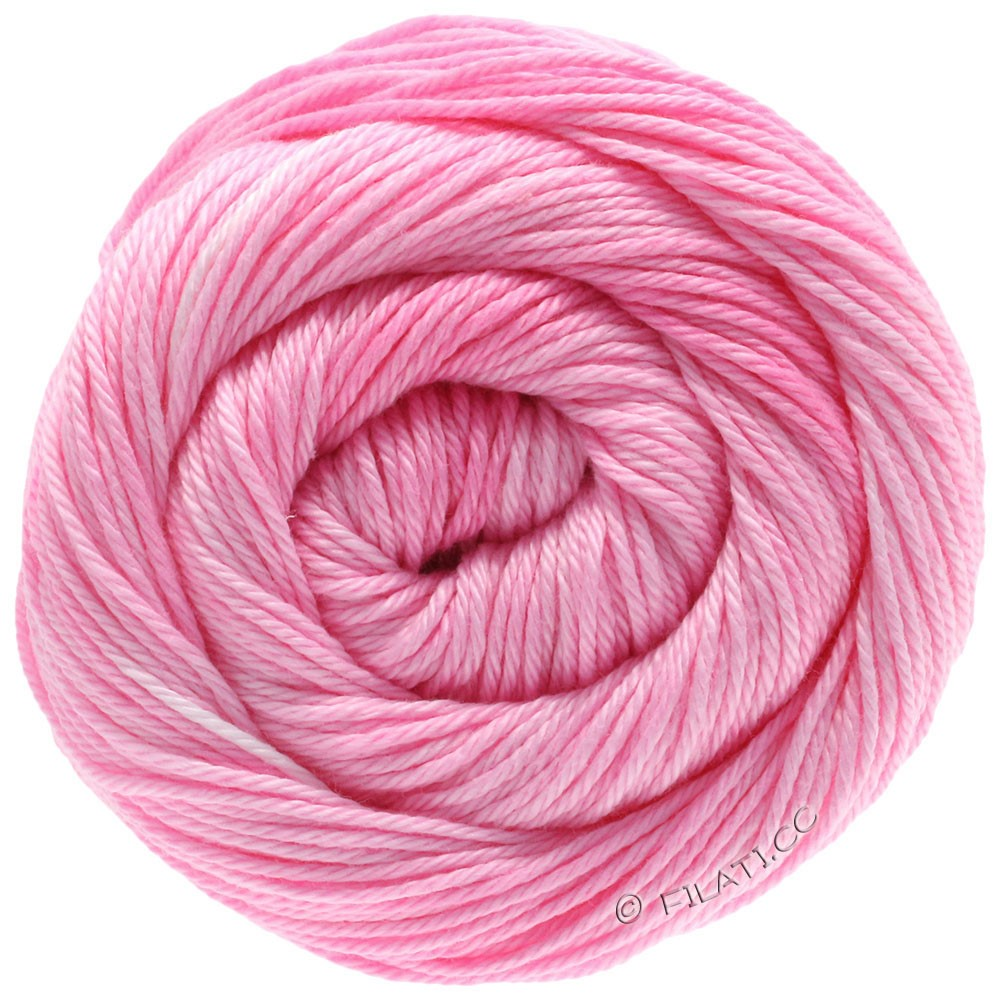 Lana Grossa COTONE Degradé | 202-rosé/carnation