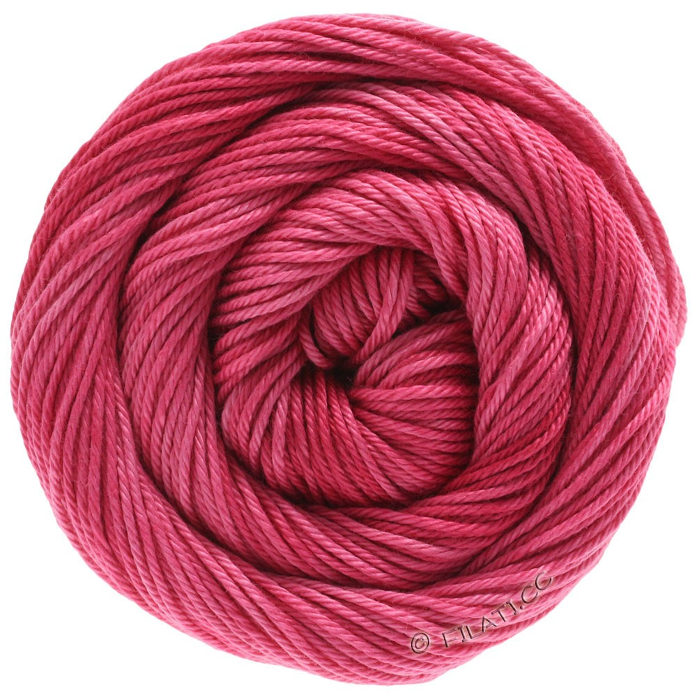Lana Grossa COTONE Degradé | 204-pink/raspberry