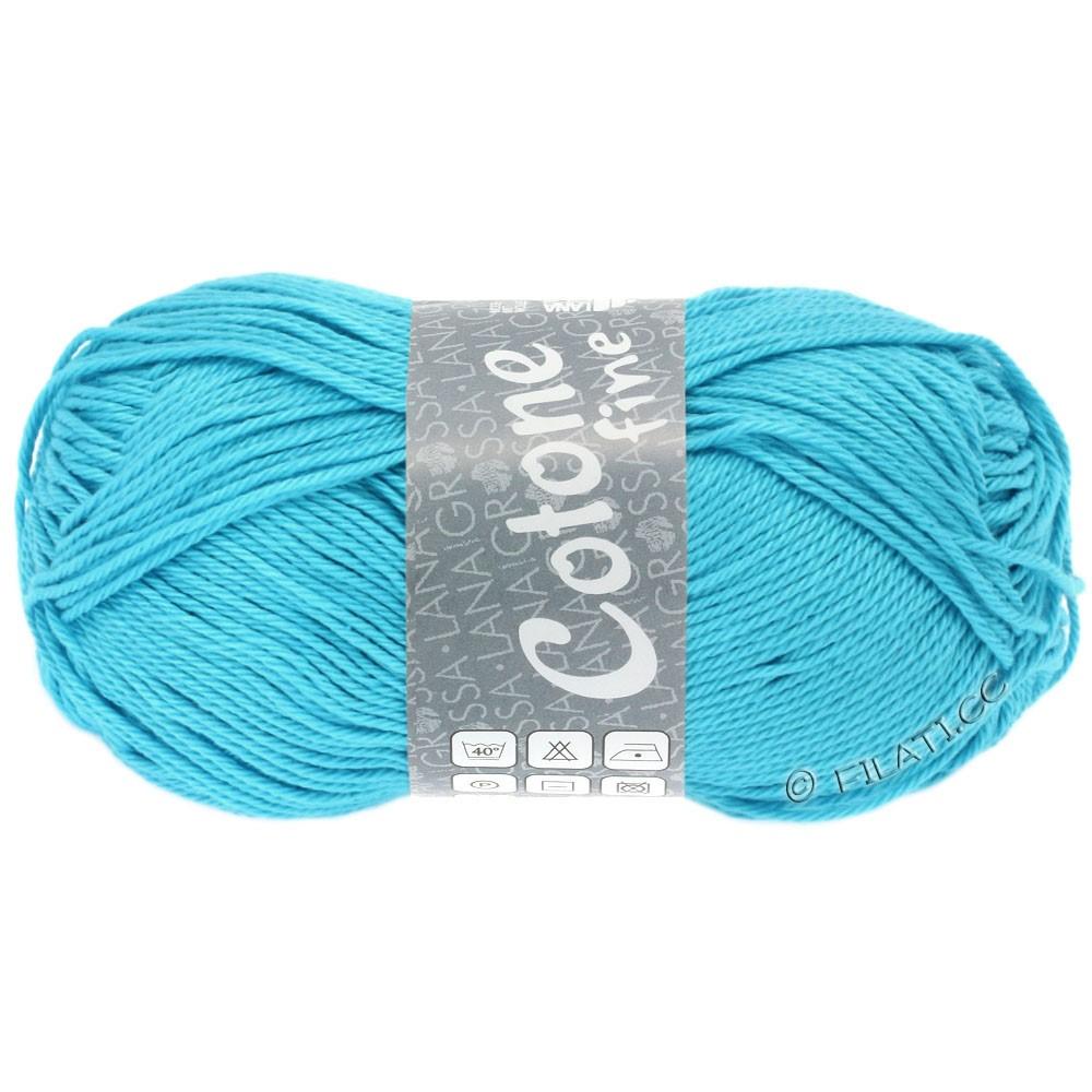 Lana Grossa COTONE FINE | 609-turquoise