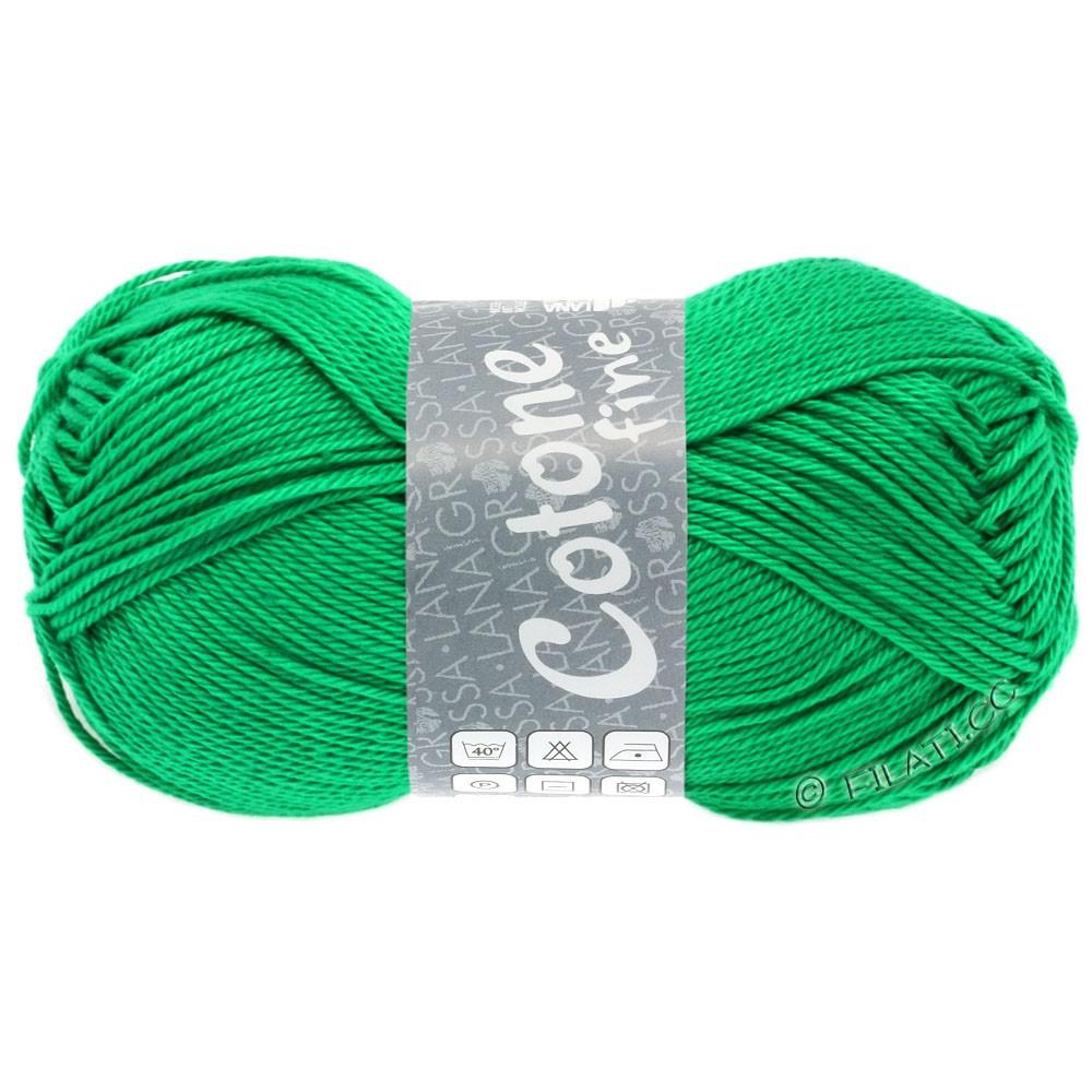 Lana Grossa COTONE FINE | 615-emerald